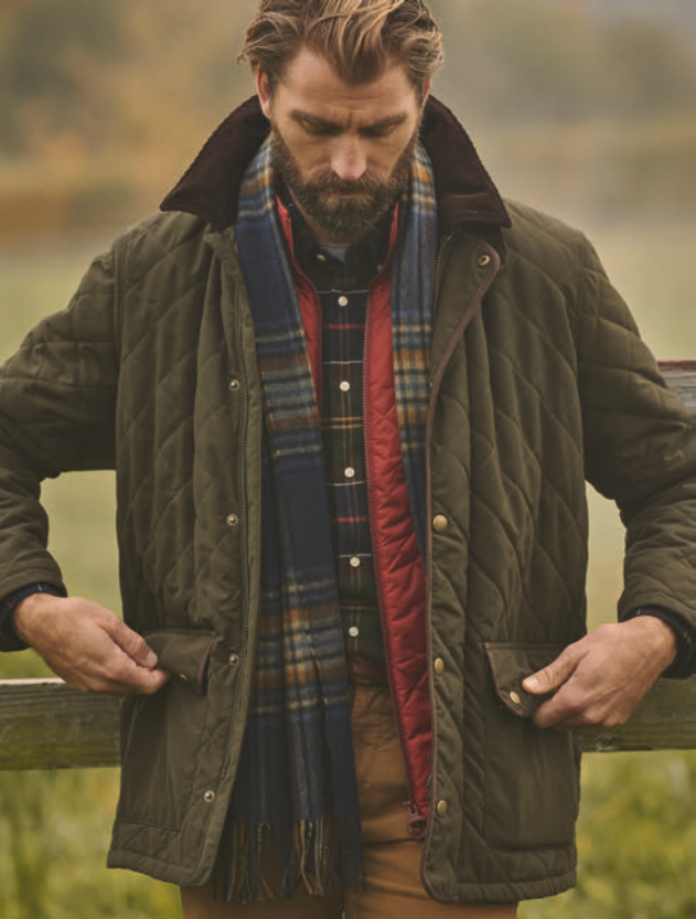 mode homme hiver