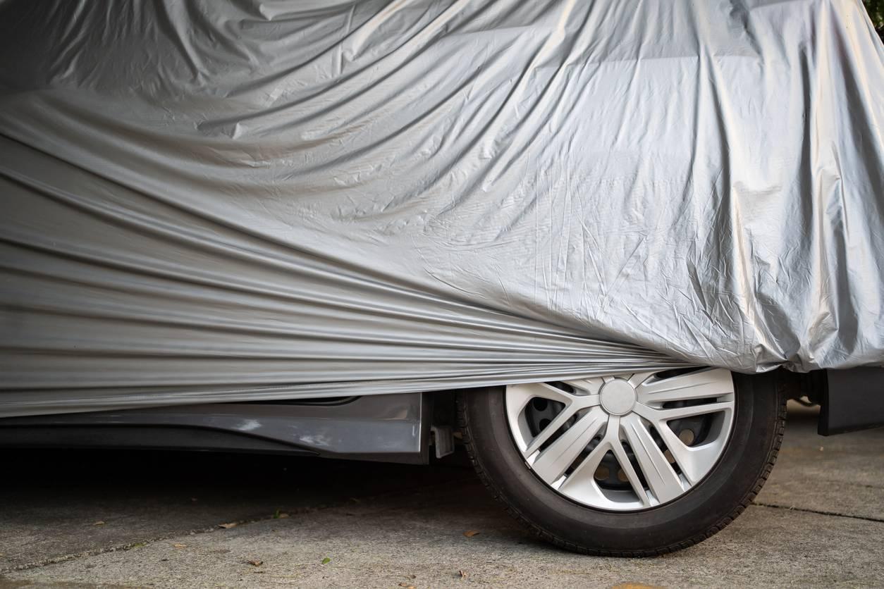 housse auto protection voiture