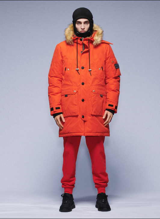 look hiver 2021 homme