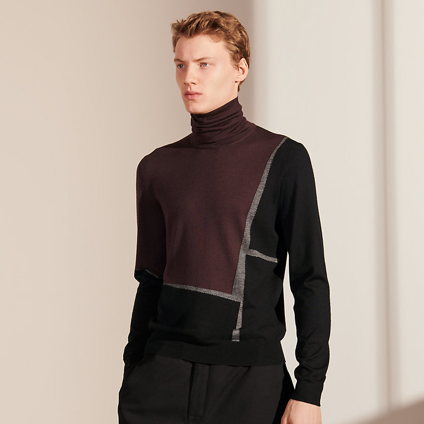 Hermès pull collection homme hiver 2021